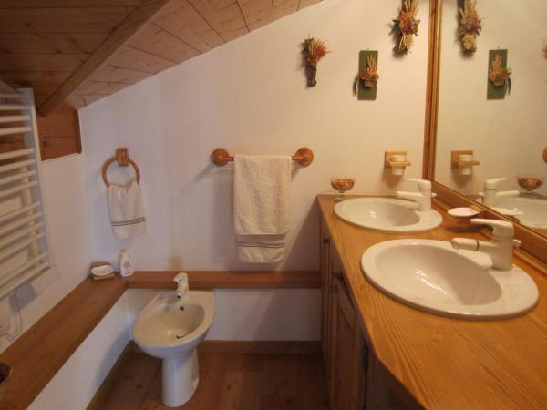 Salle de bain de la chambre parentale